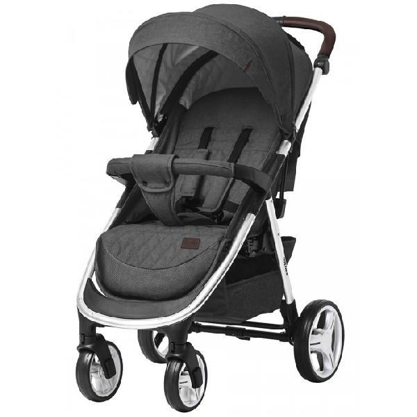 Коляска прогулочная Baby Tilly T  Т-191 Ultimo Fossil Gray